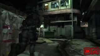 Resident Evil 6 : Playground Easter Egg