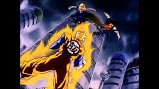 History Of Trunks Future Gohan Vs Androids Theme