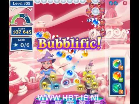 Bubble Witch Saga 2 level 305
