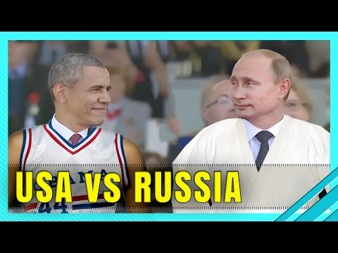 Workout Like a President ► Obama vs Putin