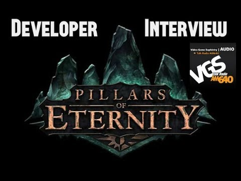 VGS Interview: Obsidian's Josh Sawyer Reveals Pillars of Eternity!