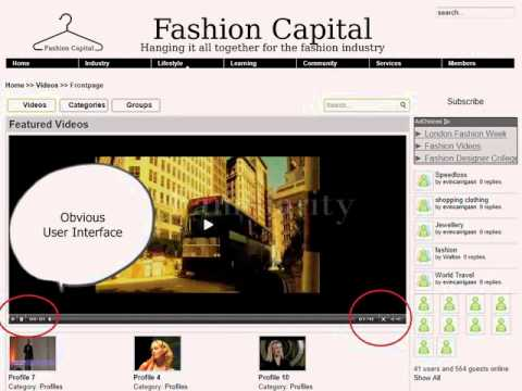 Evaluation of Fashion Capital