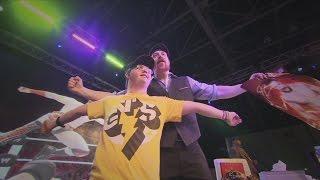 Sheamus Promotes WWE 2K15 in Dubai