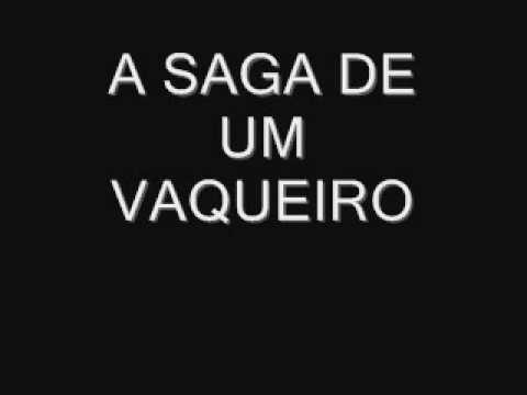 A SAGA DE UM VAQUEIRO - CATUABA COM AMENDOIM