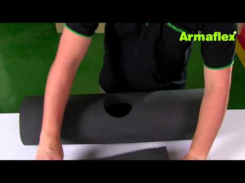 Armacell - Insulation and cladding of tees (Vietnamese)
