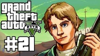Grand Theft Auto 5 Gameplay / Playthrough W/ SSoHPKC Part