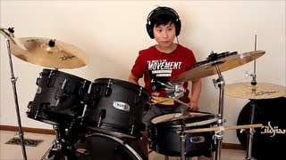 Maroon5 Payphone Clean Version (Drum Cover)