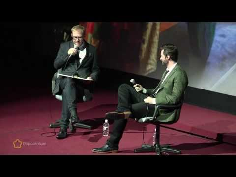 Richard Armitage: The Hobbit - Popcorn Taxi Q&A, Sydney, 2013