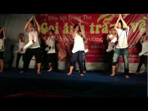 Nhảy Dân Vũ - Trung Thu 2012 - Khoa CNTT