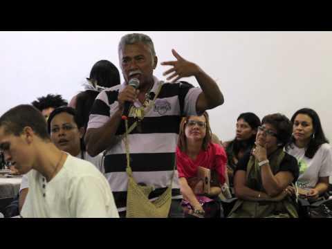 I seminario de ecologia humana, NECTAS - UNEB - Cacique Alfonso