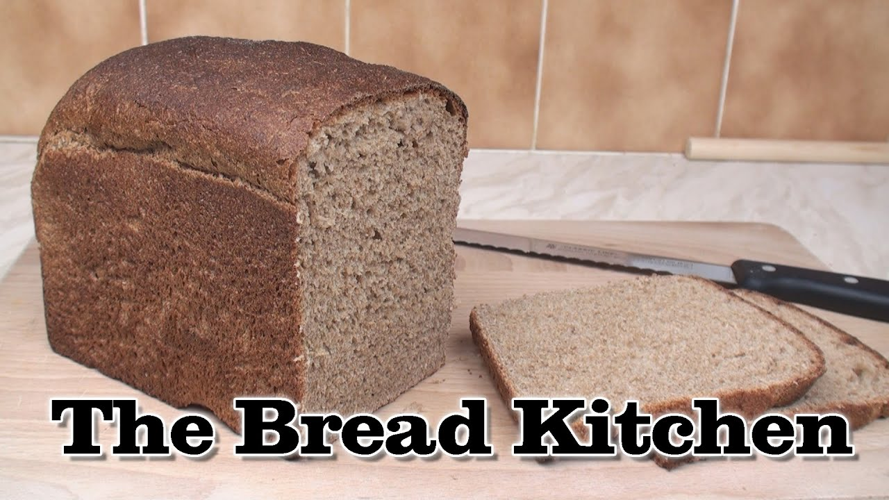 Simple No-Knead Spelt Bread (Dinkelbrot) Recipe in The Bread Kitchen ...