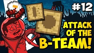 Minecraft: TINKER'S CONSTRUCT MOD Attack Of The B-Team