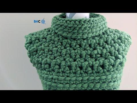 How to Crochet the Cobbled Crochet Vest