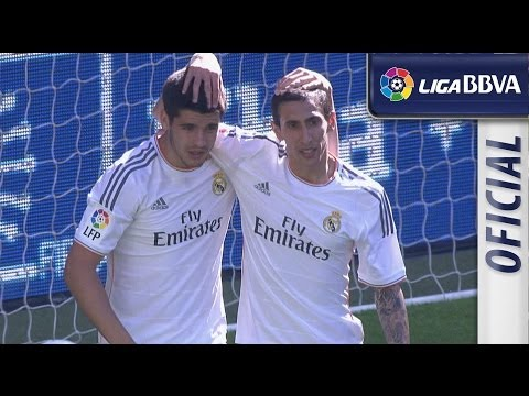 All goals Real Madrid (3-1) RCD Espanyol - HD