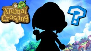 Animal Crossing: New Leaf Mystery Villager (Nintendo 3DS