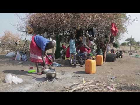South Sudan - Thousands of people displaced