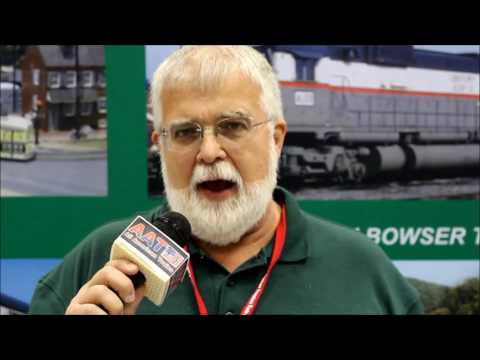 NMRA Trainshow Indianapolis 2016, Bowser H0 News