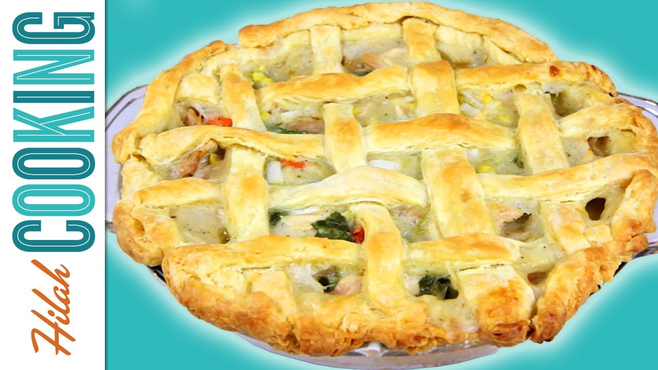 Homemade Chicken Pot Pie Recipe - YouTube