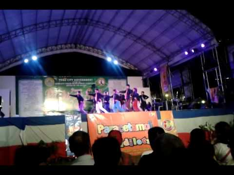 Type 1 1st runner up in dyhp dance contest