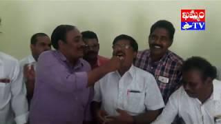 ఘనంగా TUWJ రాష్ట్ర ఉపాధ్యక్షులు రాం నారాయణ జన్మదిన వేడుకలు (వీడియో)