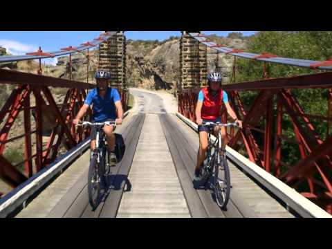 Otago Central Rail Trail - New Zealand's Original 'Great Ride'
