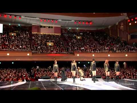 HD T-ara - Cry Cry 111125 Live Performance 32nd Blue Dragon Film Awards