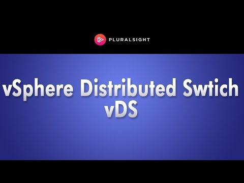 VMware vSphere Distributed Switch Creation