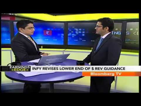 Earnings Edge - Big Positives For Infosys In Q2: Nilesh Shah