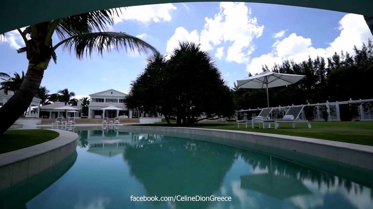 Celine Dion 39 S Mansion In Florida For Sale YouTube