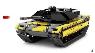 lego 42025 hovercraft instructions
