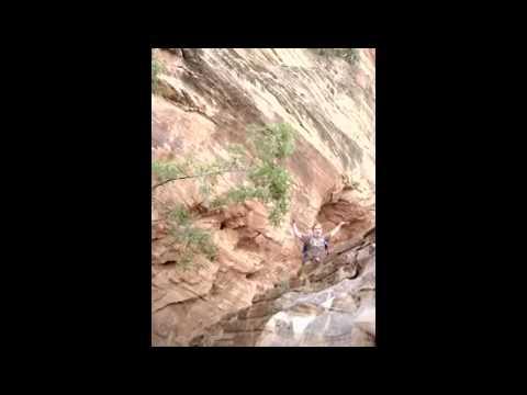 Angel's Landing Hike, Zion