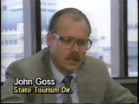 May 1992 - Report on Indiana Tourism