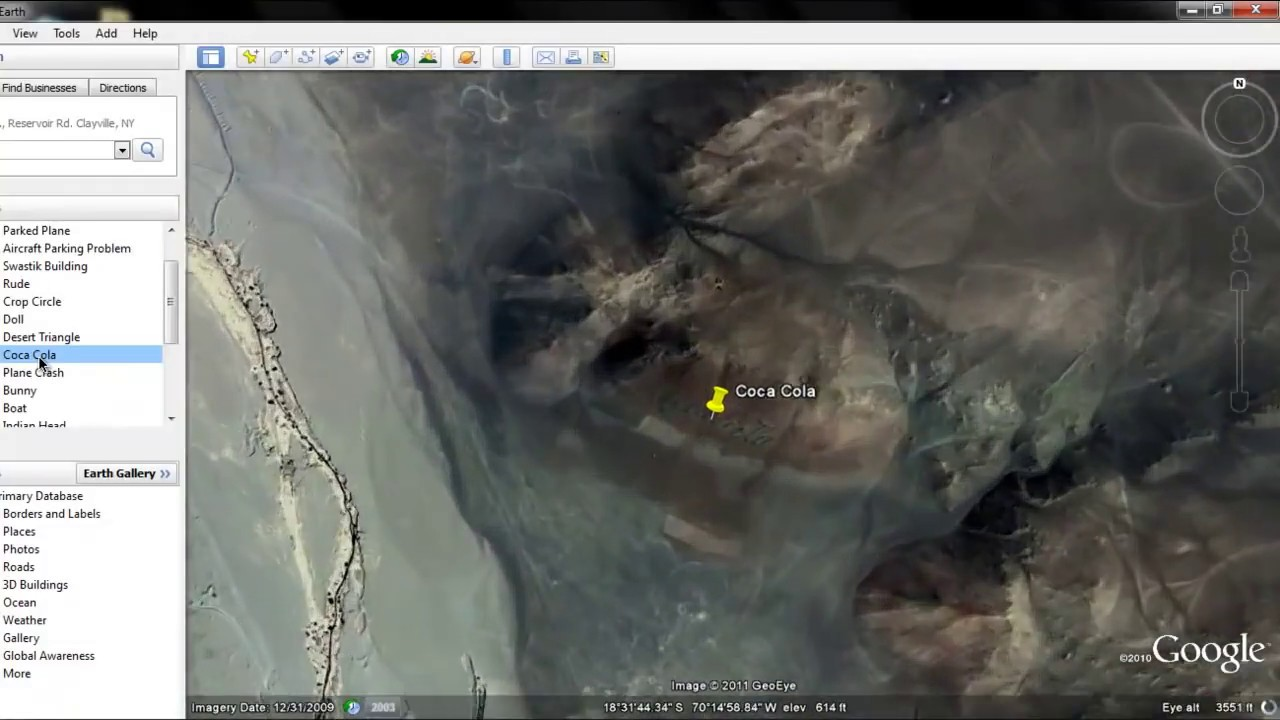 Google Earth Amazing Places Mind Blowing Awesome Video Secret Places Youtube