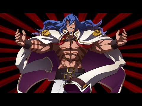BlazBlue: Chrono Phantasma Grand Finals - Evo 2014