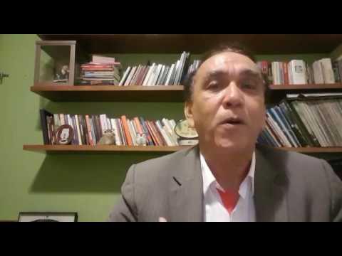 Walter Santos comenta posse de Margareth
