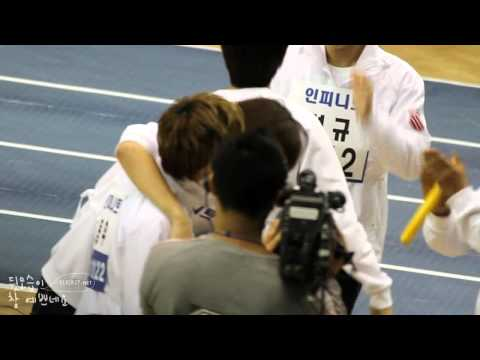 [Fancam] 120108~120109 Infinite @ Idol Championship