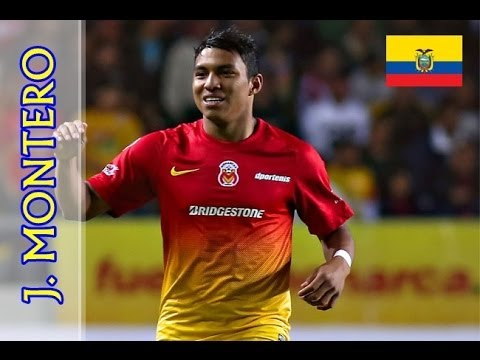Jefferson MONTERO • Goals, Skills & Assists • Ecuador and Monarcas