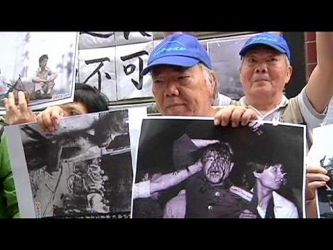Museu mantém vivo massacre em Tiananmen