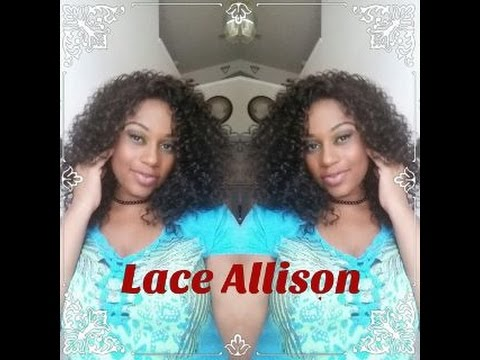 ♥Reviewing Allison lace front wig By It's A Wig- www.divatress.com