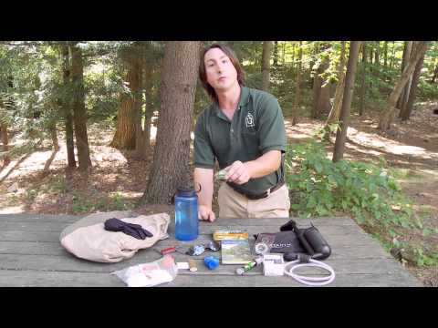 NYS Parks Nature Clips -  Hiking Tips