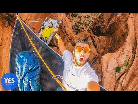 Overnight on the Most Dangerous Bed in the World!!