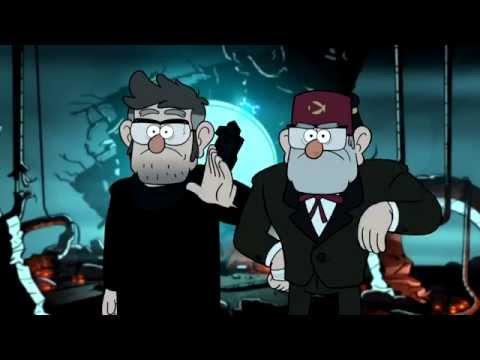 Gravity Falls: Season 2 - SDCC Trailer