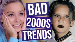 Reacting to Our 2000s Fashion Mistakes (Beauty Break)