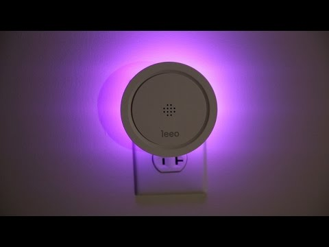 The Leeo Smart Alert Nightlight loses its way