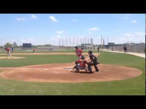 Grady Sizemore highlights from Red Sox Triple-A