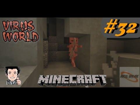 ► Minecraft - Virus World #32 ★ Wir schwimmen in Kohle ★ (DEUTSCH)(HD)