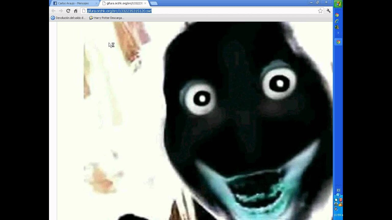 Viewing Gallery For - Jeff The Killer Flashing Gif
