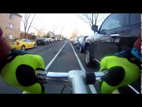 P DENVER BIKE LANES