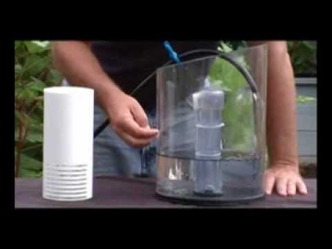 Aquaponics Trouble Free Bell Syphon - Automatic Siphon for Flood and Drain Beds