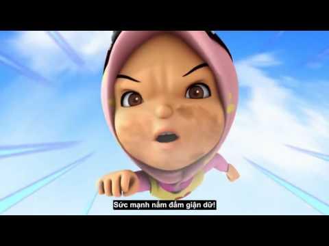 [ Vietsub ] BoBoiBoy - Phần 1 - Tập 13a